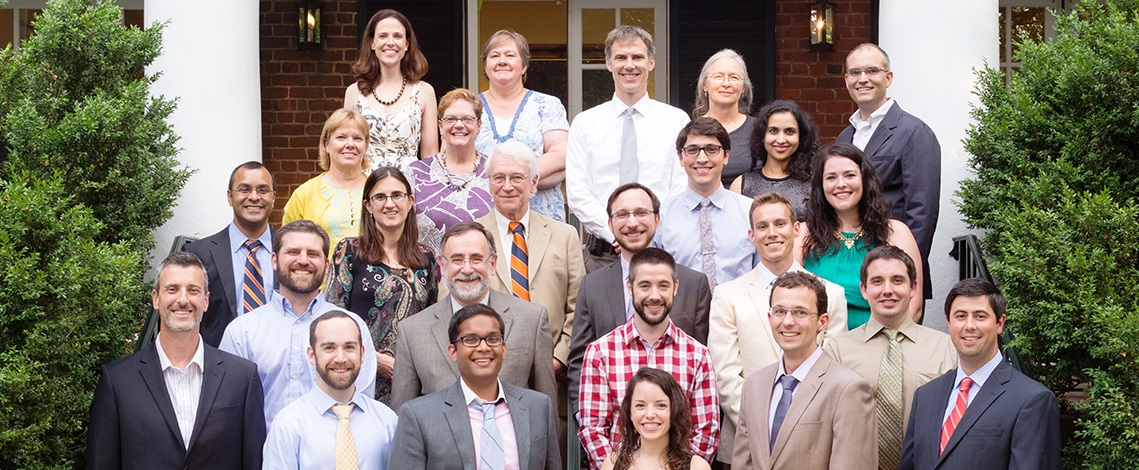 Division of Gastroenterology & Hepatology Faculty and Fellows (2014-2015)