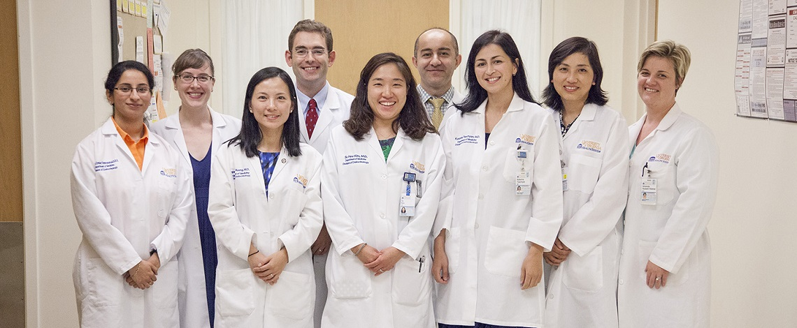 Division of Endocrinology & Metabolism Fellows (2014-2015)